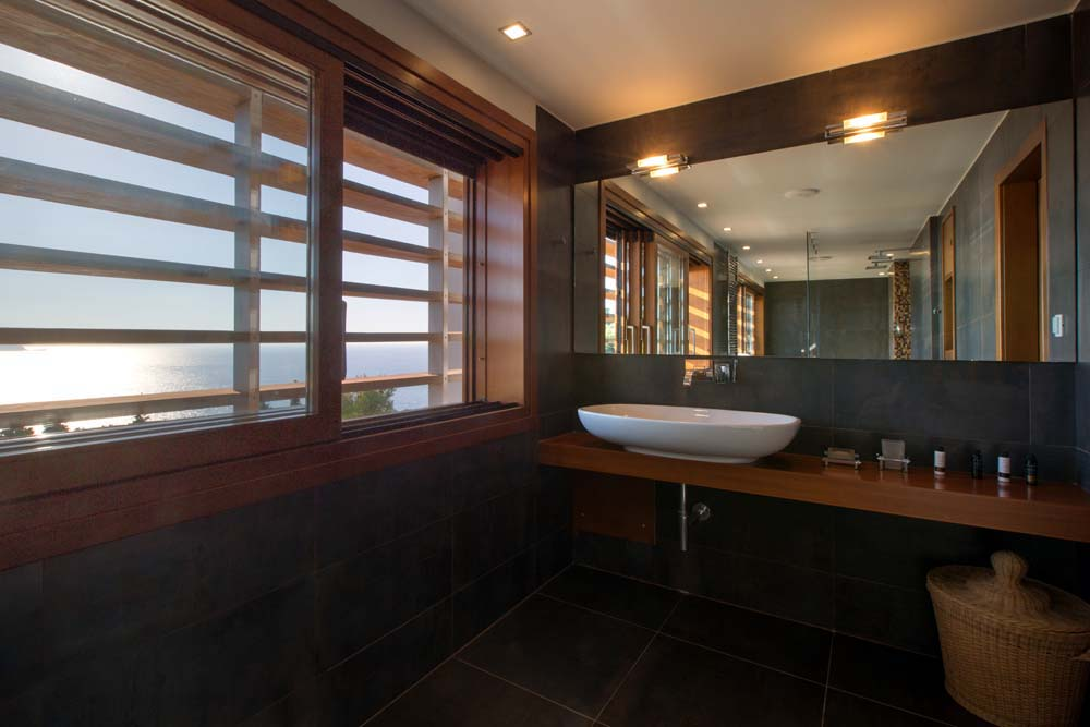 The ultimate bathroom experience in the master bedroom