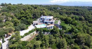 Villa Terra Creta is built on one of the most privileged and blessed spots of Crete
